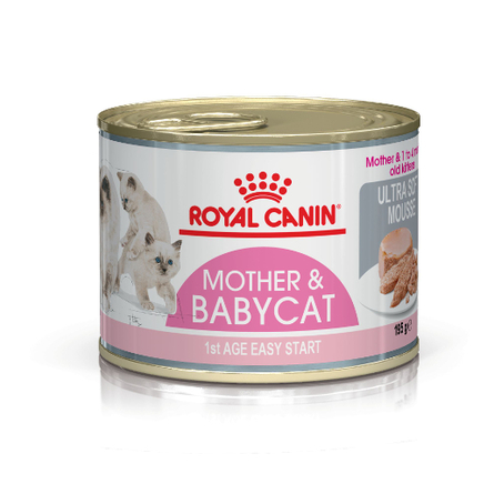 Royal Canin Baby Kitten Instinсtive Мусс для котят – интернет-магазин Ле'Муррр